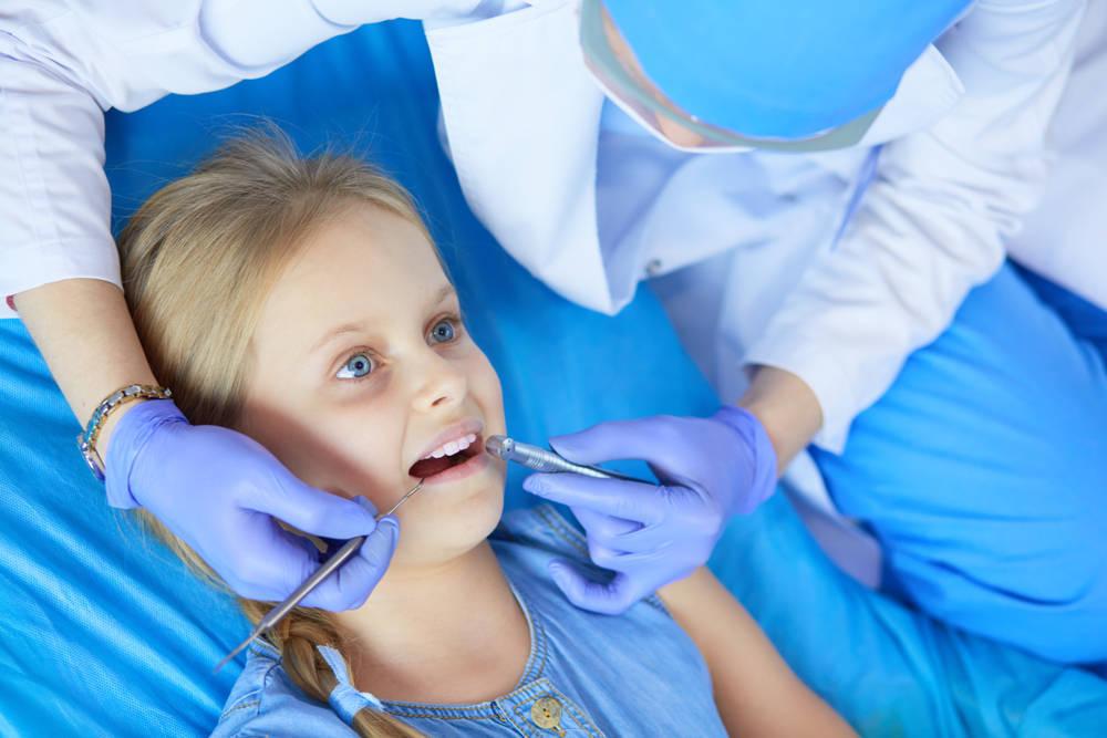 Los niños, los principales afectados por el mal cuidado dental