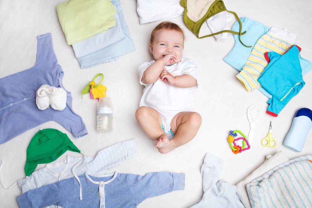 Elegir la ropa para los recién nacidos sin cometer errores