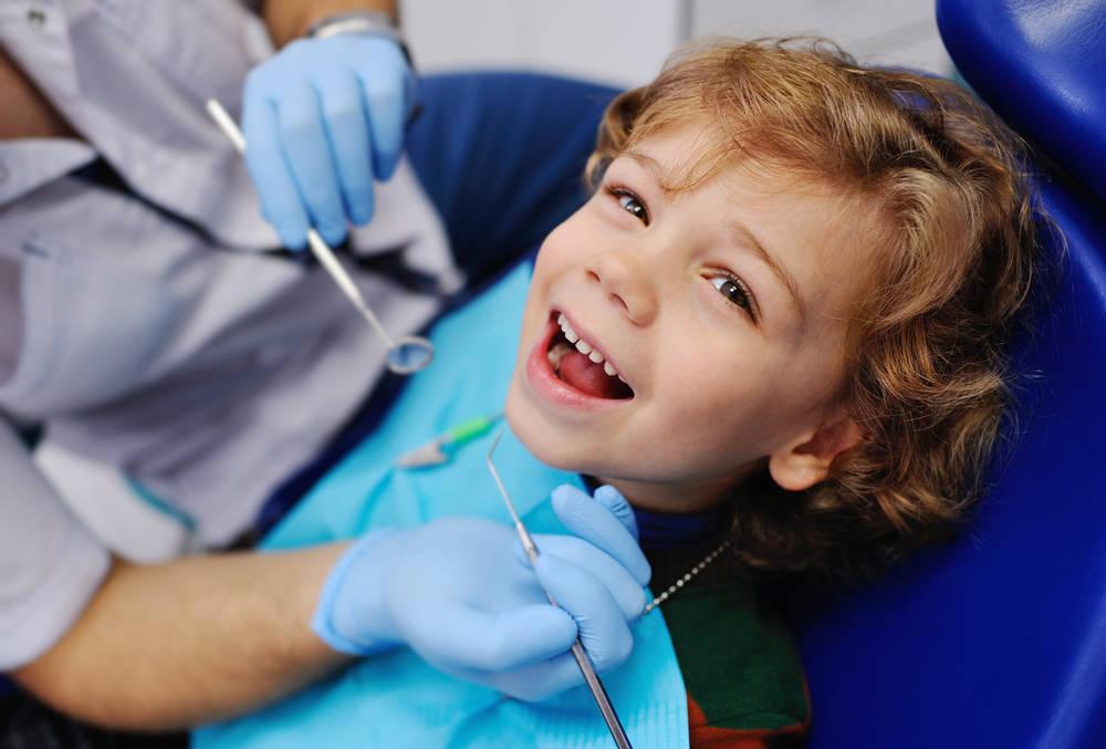 ¿Cuándo un niño debe ir al dentista?