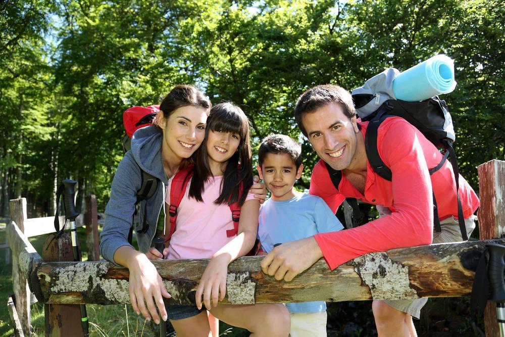 ¿Es posible viajar en familia una semana al año?