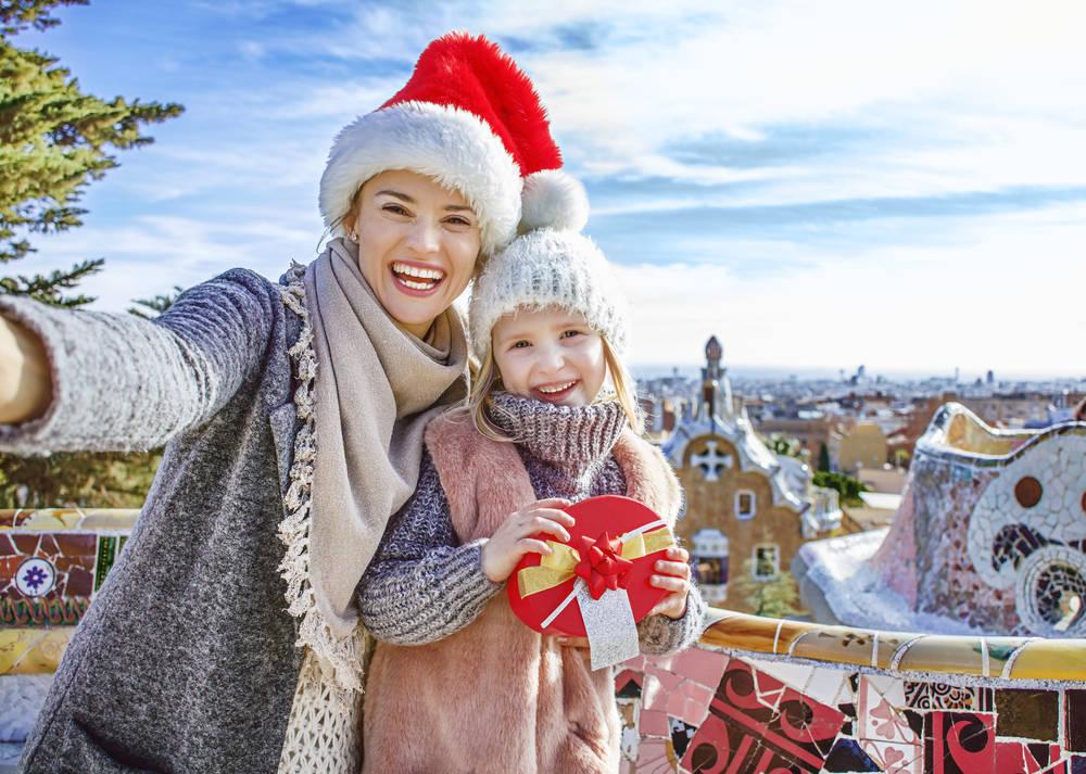 Una Navidad en Barcelona, el sueño de los niños europeos