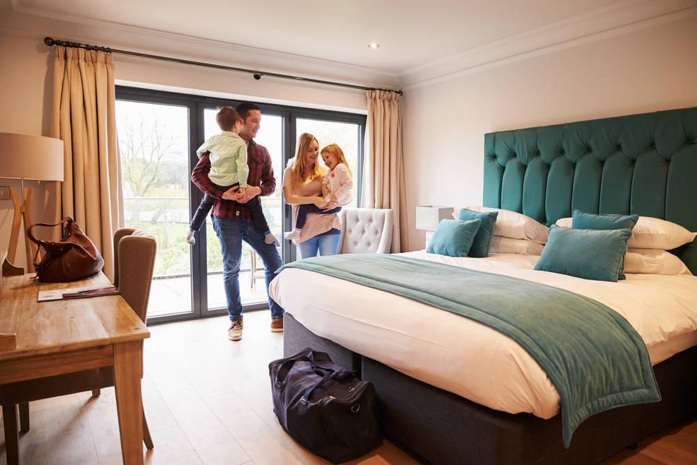 Niños en un hotel, ¿cuál es la mejor edad?