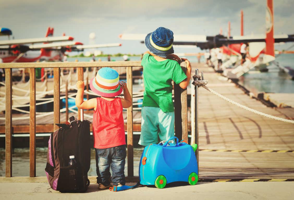 Inculcar a los niños la importancia de viajar es imprescindible para constituir una sociedad mejor