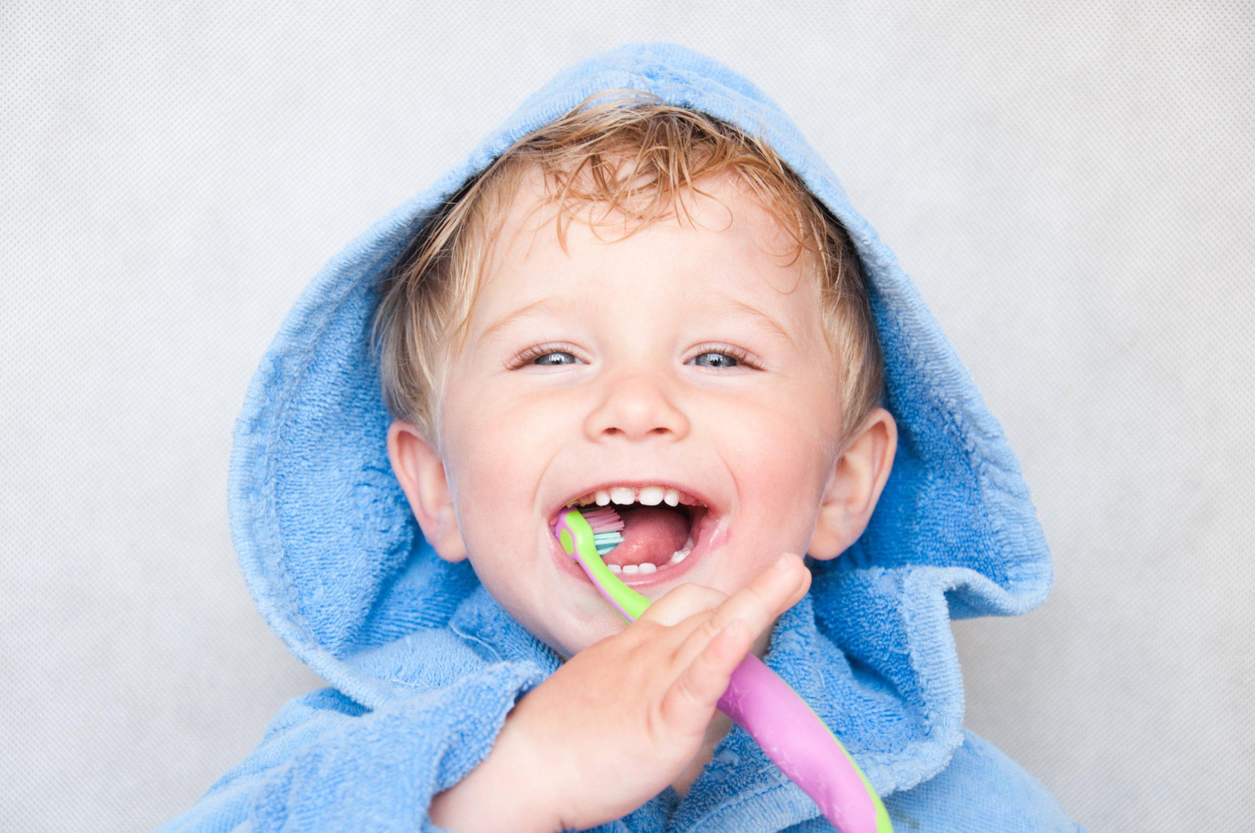Mejorar la salud dental de nuestros pequeños es una obligación para la sociedad española