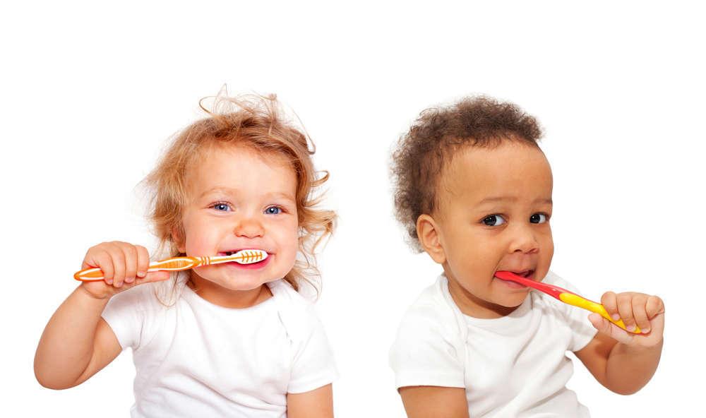 La primera experiencia en el dentista