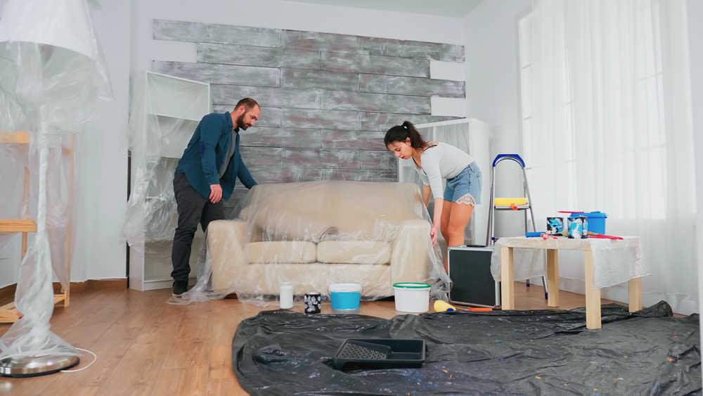 Redecorar el hogar, una actividad para papás y mamás