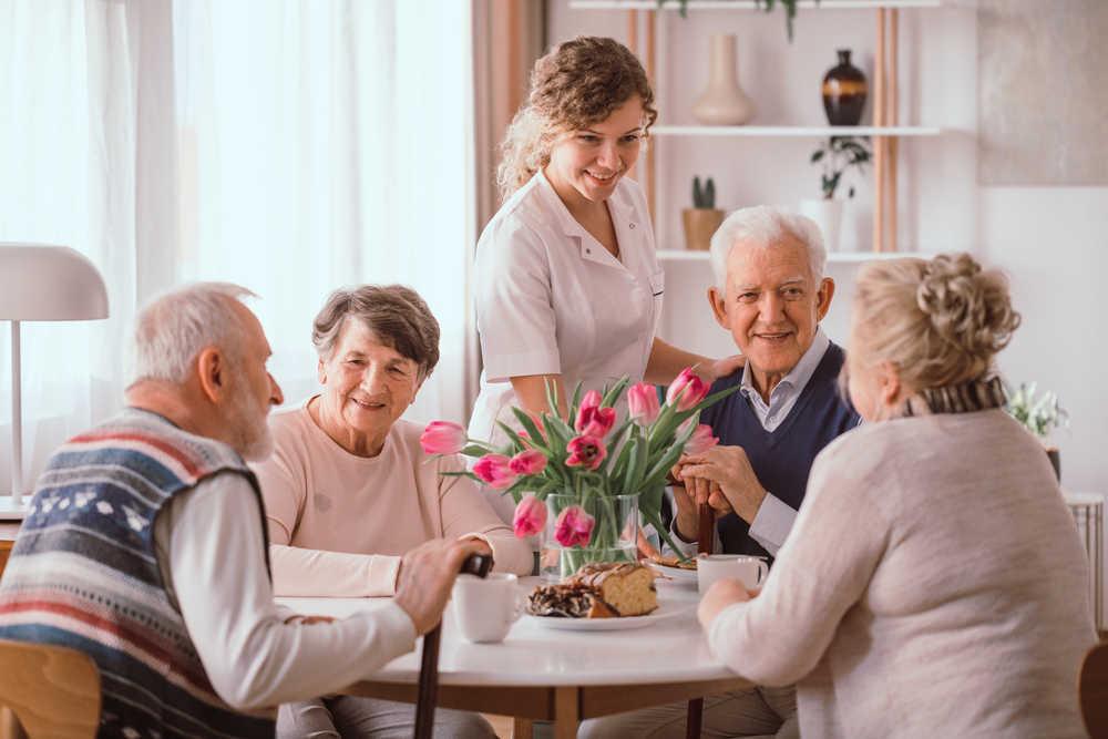 Ventajas de vivir en una residencia para mayores